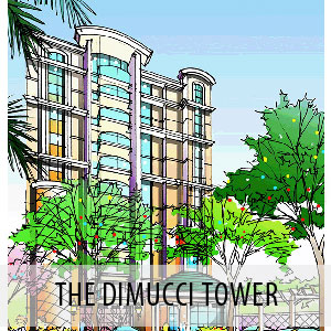 The Dimucci Tower Home